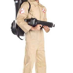 Ghostbusters Adult Halloween Costume OS